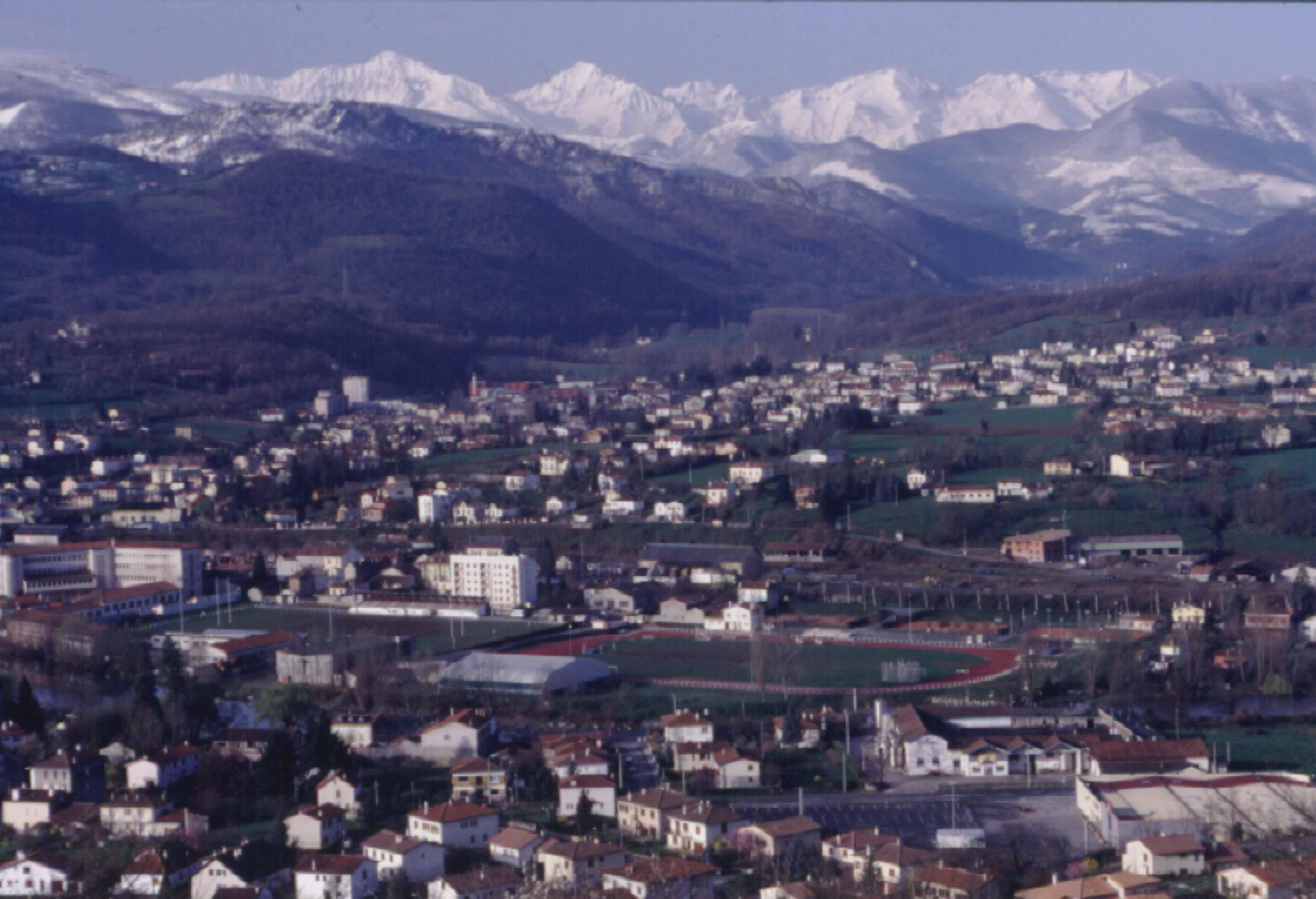 Pays couserans for La rotonde saint girons